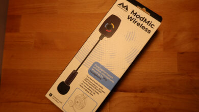 Photo of Review Antlion Audio ModMic Wireless – Sunet clar, fara fire!