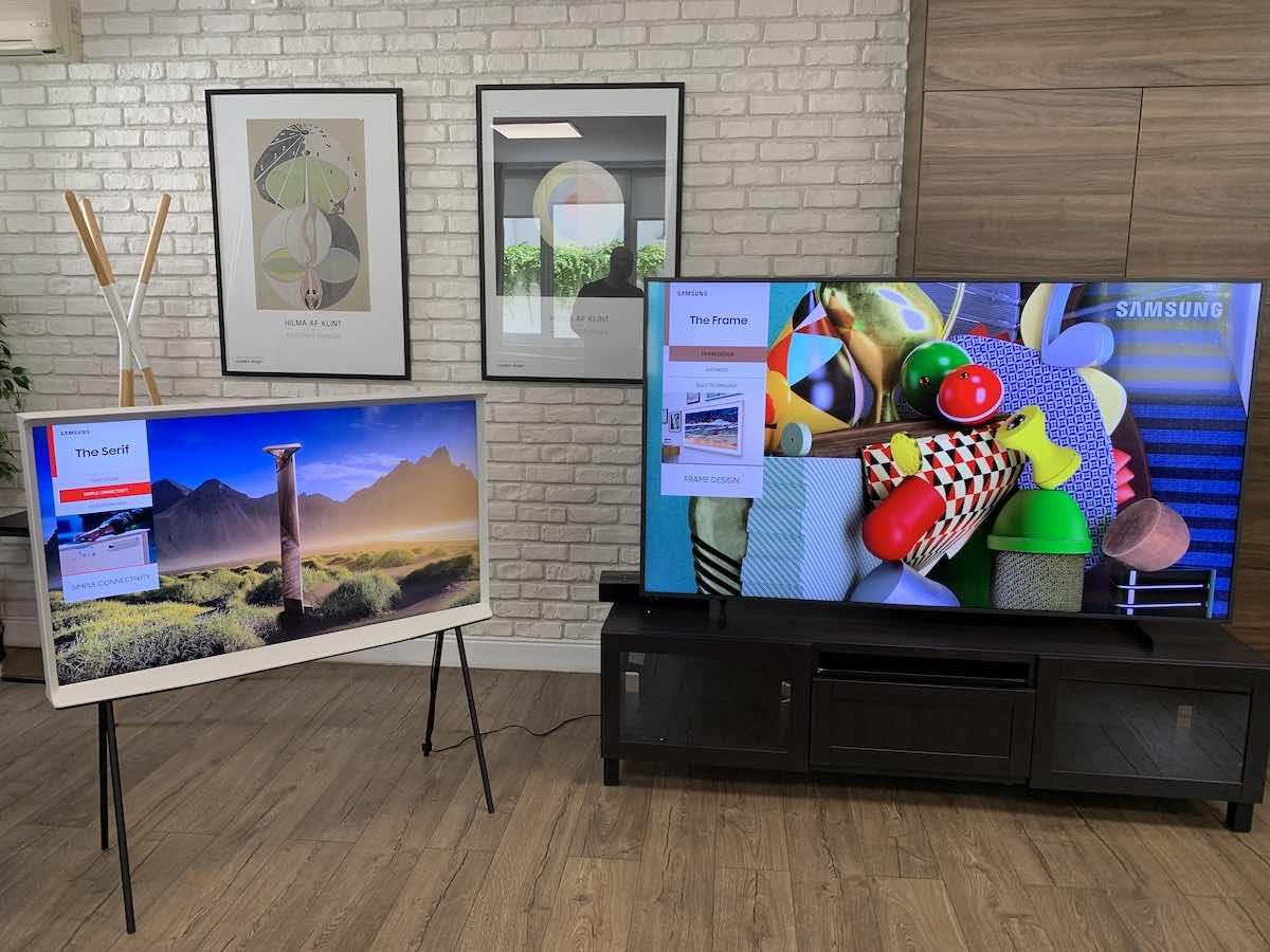 Televizoare Samsung QLED 2020