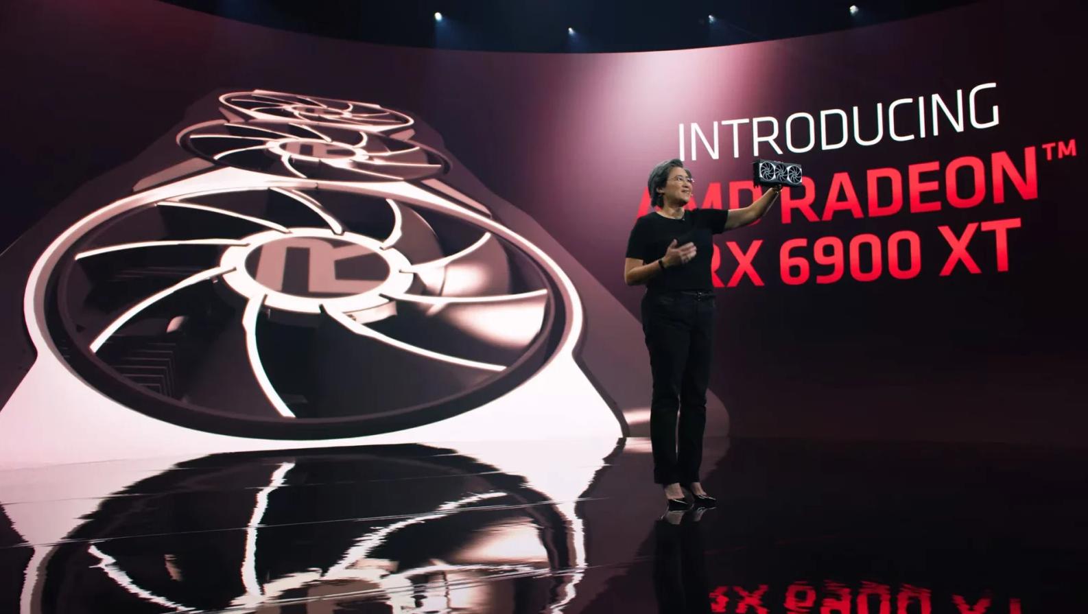 AMD Radeon 6000 Feature