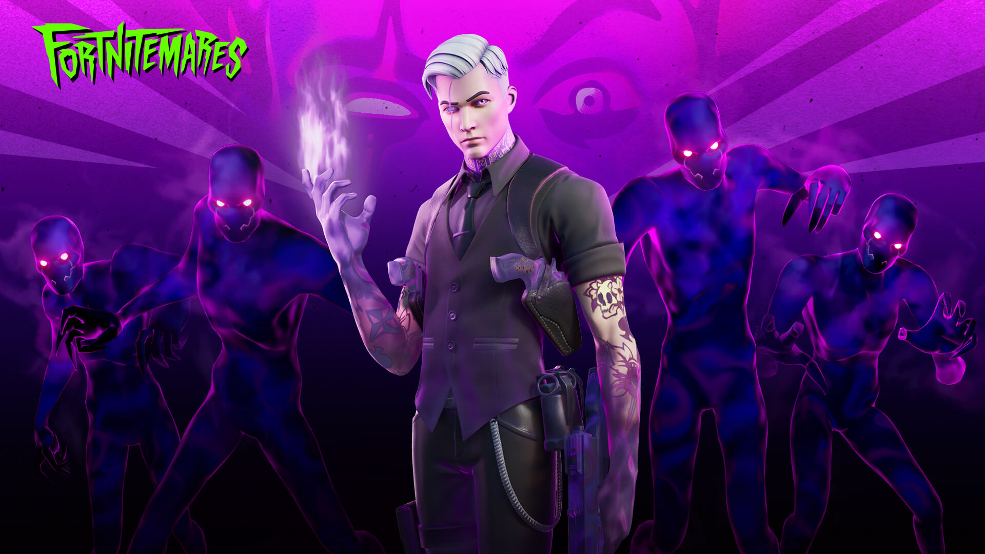 Fortnite Fortnitemares Event Halloween 2020