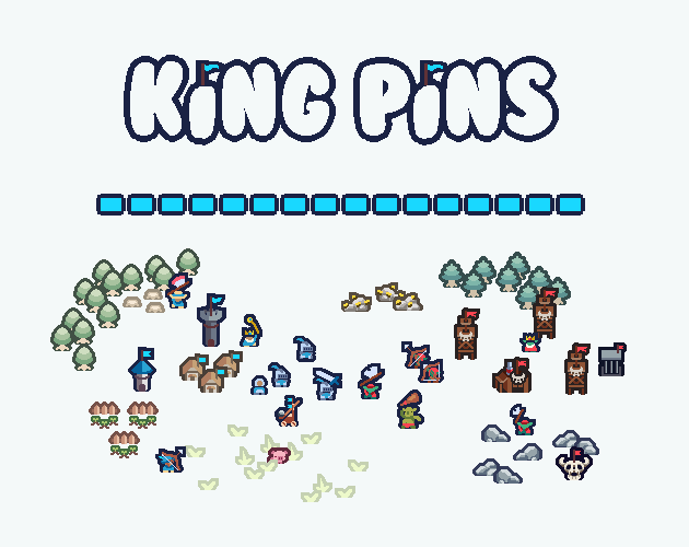 King Pins Age of Empires