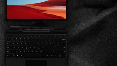 Microsoft Surface Pro X Windows 10 ARM