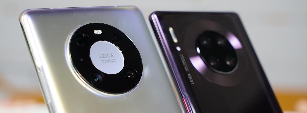 Modul de camere Huawei Mate 40 Pro