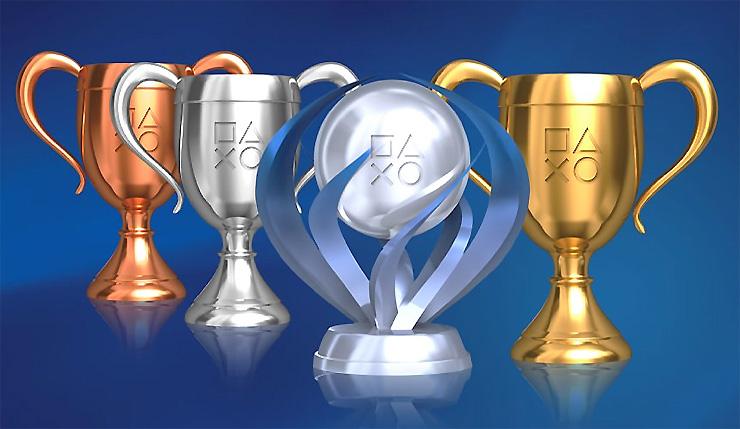 PlayStation 5 Trophy System