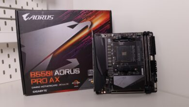 Photo of Review Gigabyte B550I AORUS Pro AX – Mica, mica, da' ridica!