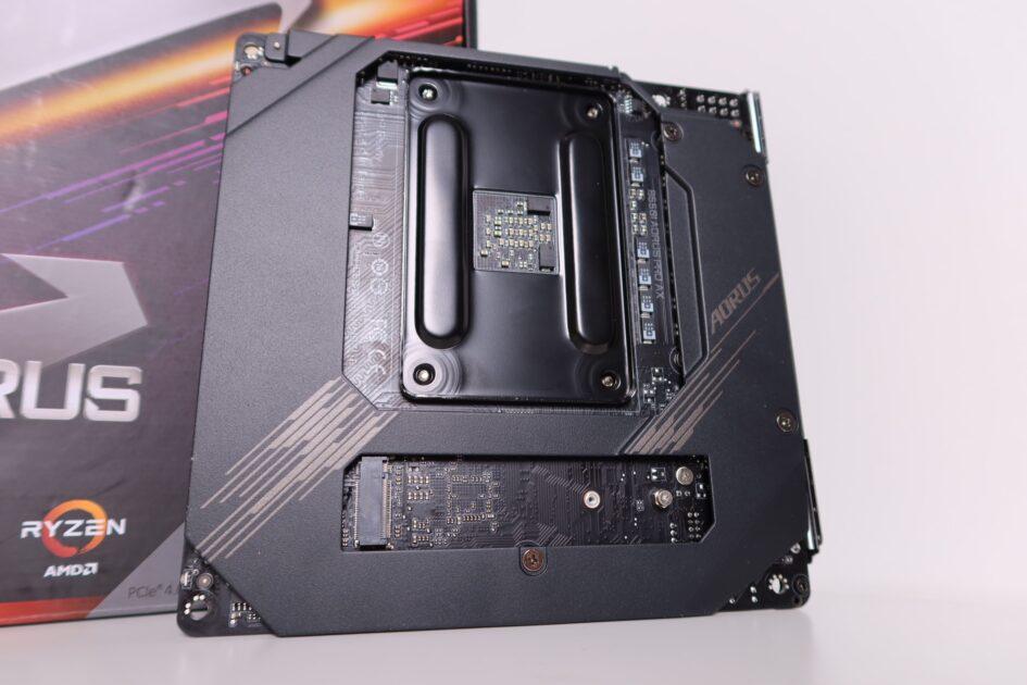 Review Gigabyte B550I AORUS Pro AX
