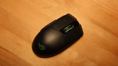 Review ROG Strix Impact II Wireless
