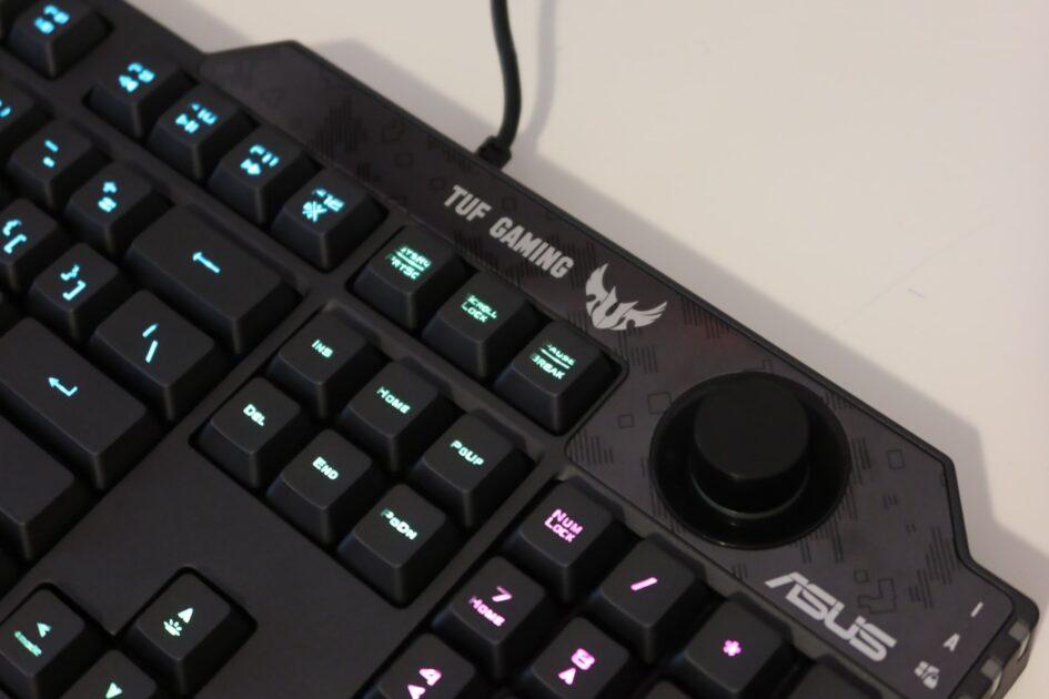 Review TUF Gaming K1