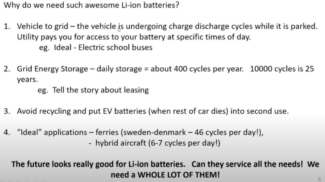 Tesla baterii
