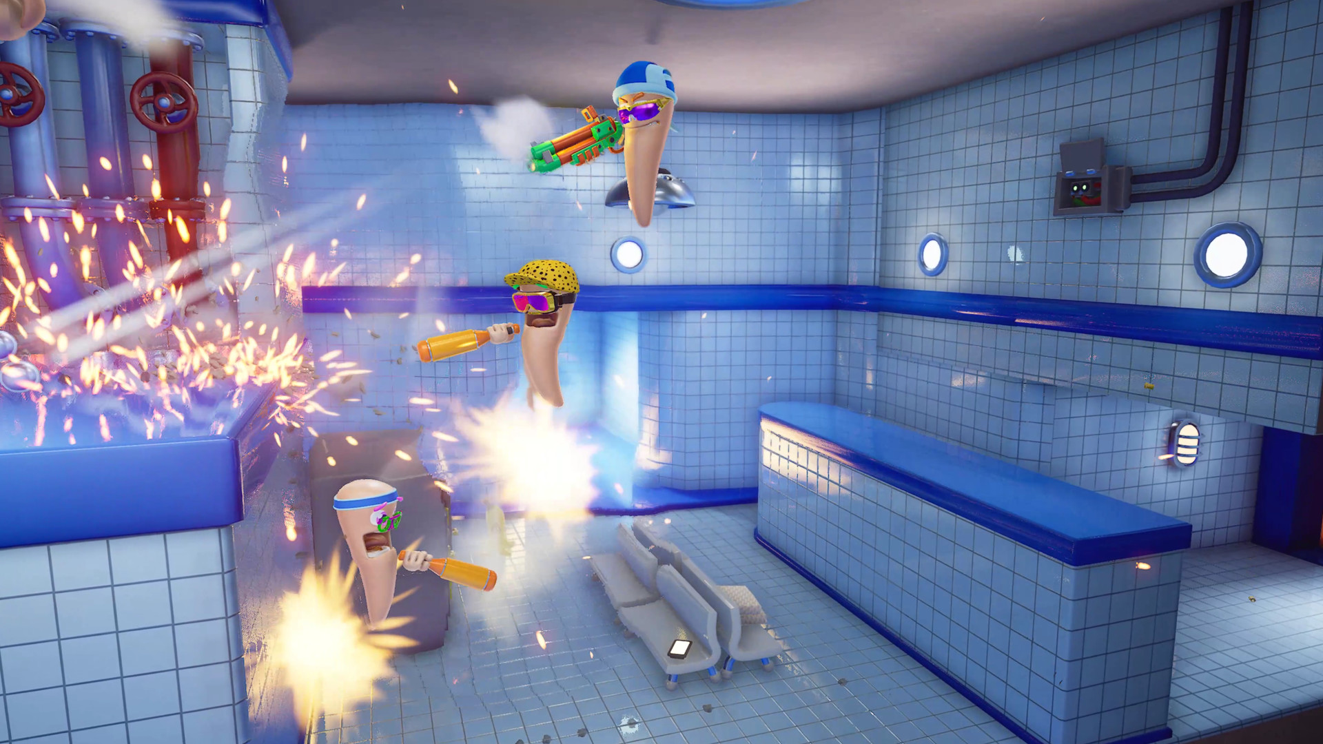 Worms Rumble Feature