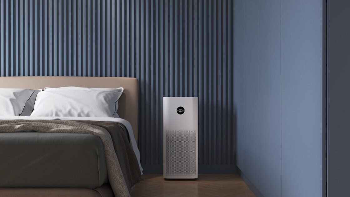 Xiaomi Mi Air Purifier Pro Feature