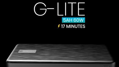 Photo of Real Graphene G-Lite este considerata cea mai rapid de incarcat baterie externa