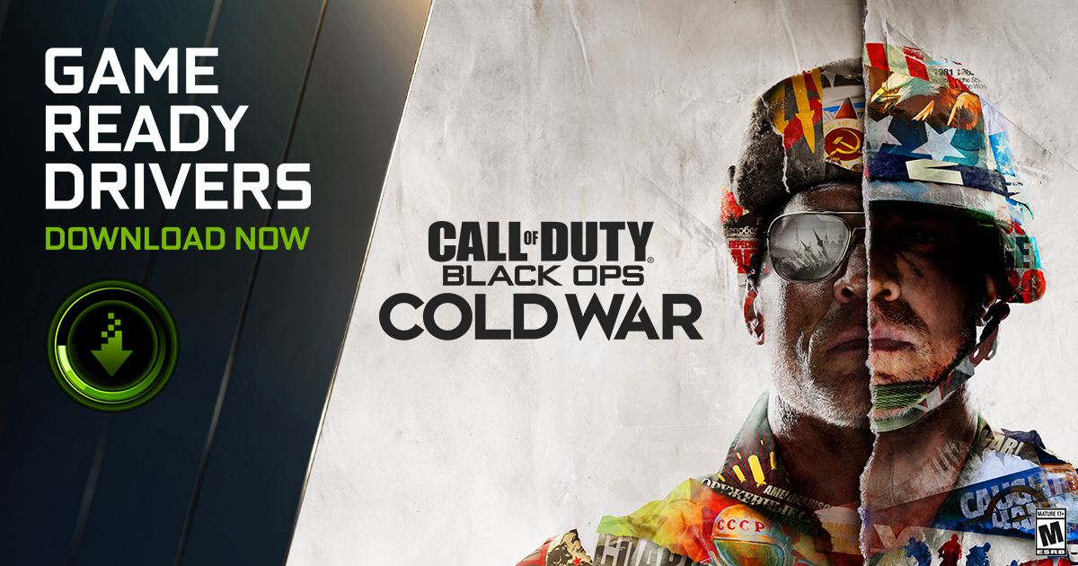 Call of Duty Blackops Cold War - NVIDIA Game Ready Driver
