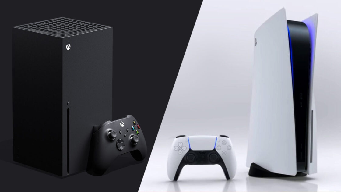 Console next-gen Xbox Series X PlayStation 5