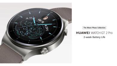 Photo of Huawei Watch GT 2 Pro este un model elegant si discret, dar performant