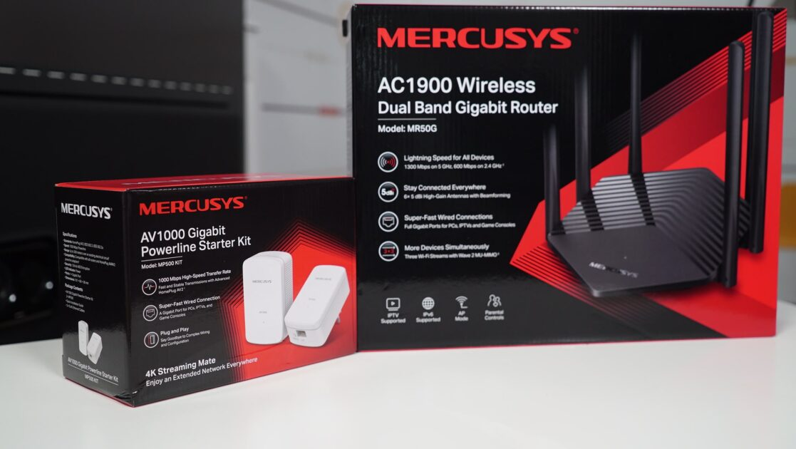Mercusys Black Friday 2020