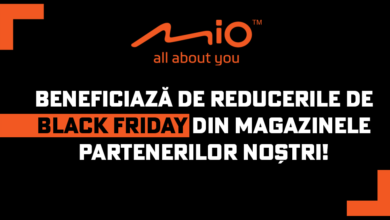 Mio Black Friday 2020