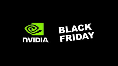 NVIDIA Black Friday 2020