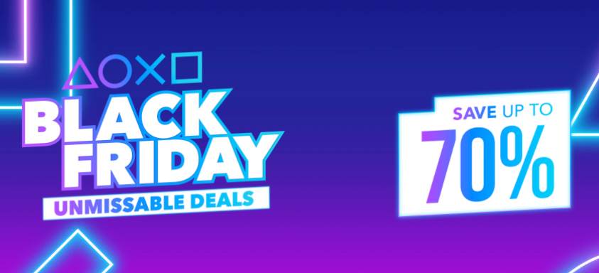 PlayStation Store Black Friday 2020