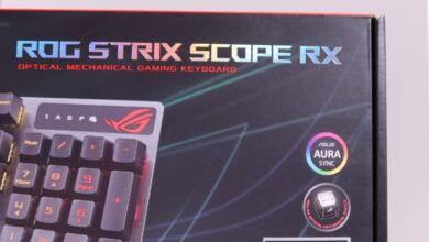 Photo of Review ROG Strix Scope RX – Ai nevoie de o tastatura rezistenta la apa?
