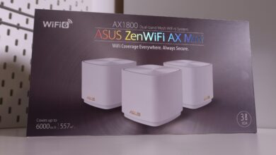 Review ASUS ZenWiFI AX Mini
