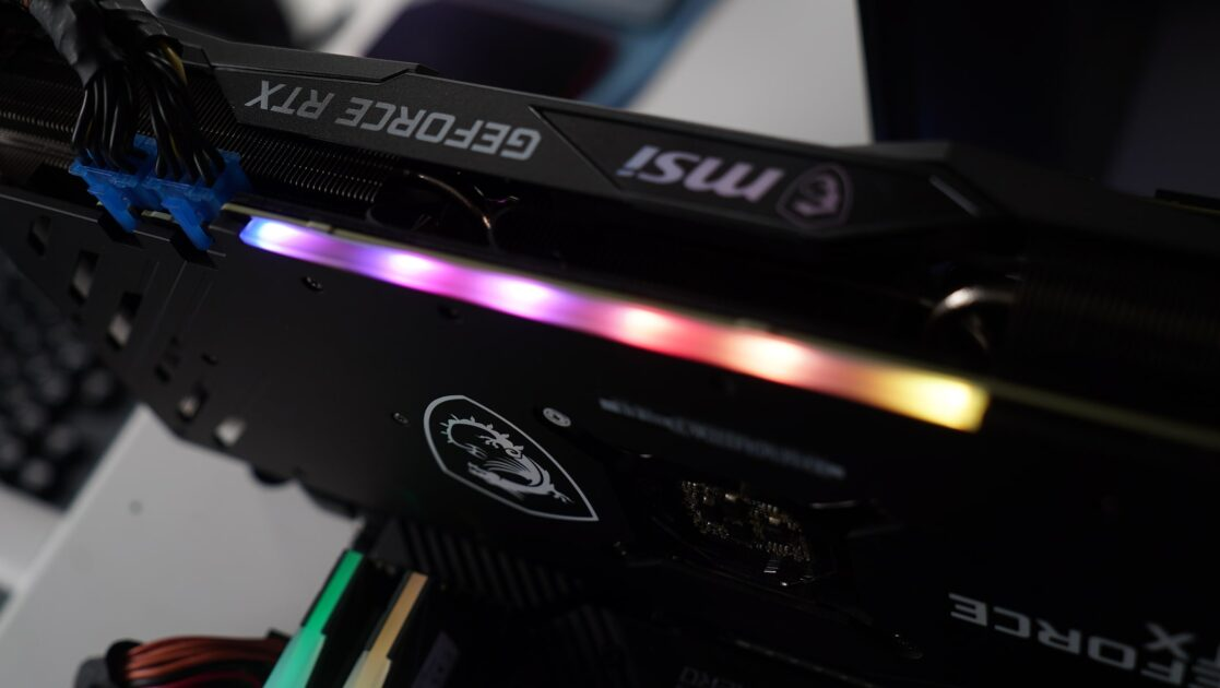 Review MSI GeForce RTX 3070 Gaming Trio X
