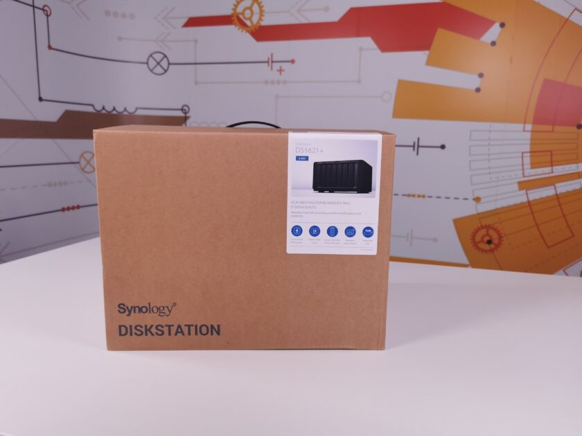 Review Synology DS1621+