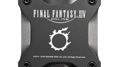 Photo of Square Enix si I-O DATA lanseaza un SSD cu tematica Final Fantasy XIV