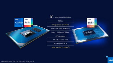 Photo of Intel aduce Iris Xe Max – GPU dedicat pentru laptop-urile midrange