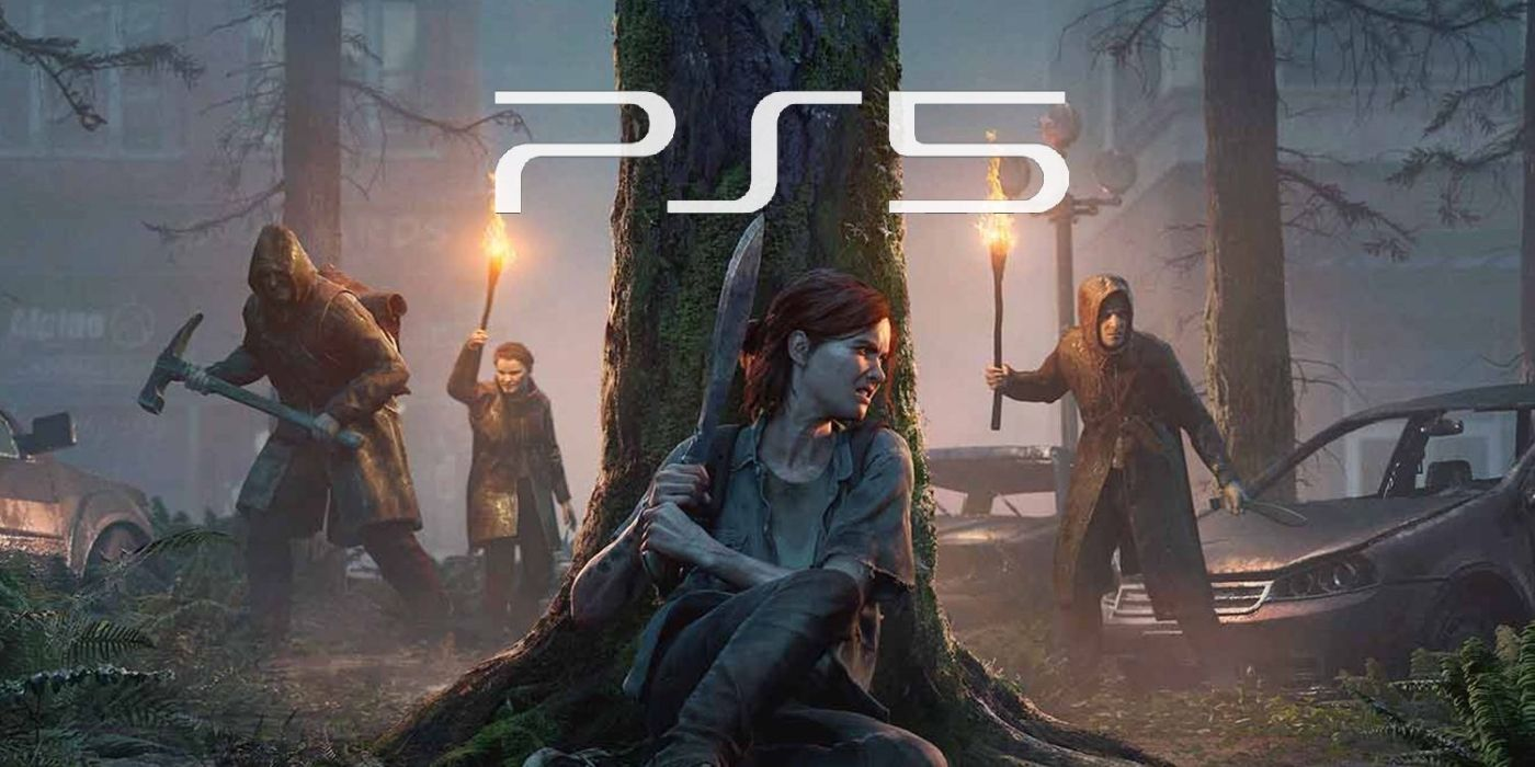 PS5 The Last of Us Part 2