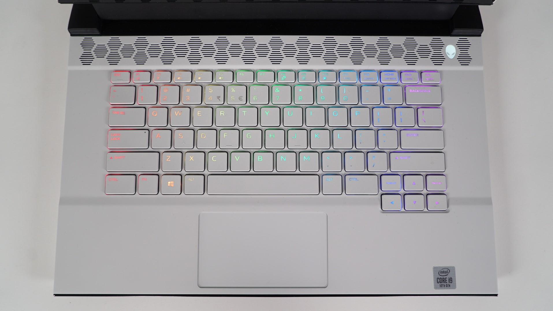 Tastatura RGB Alienware M15 R3