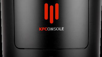 Consola KFC