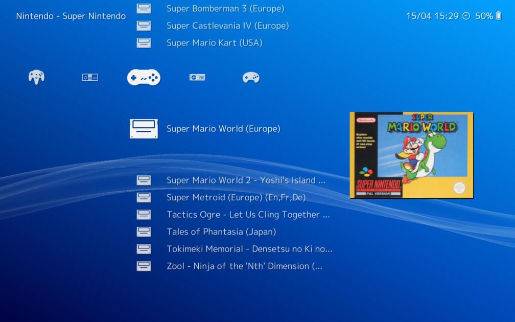 RetroArch Xbox Series S PlayStation 2
