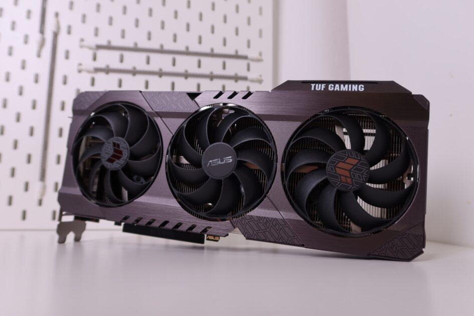 TUF Gaming GeForce RTX 3060 Ti