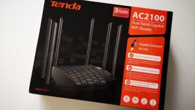 Tenda AC21 Review