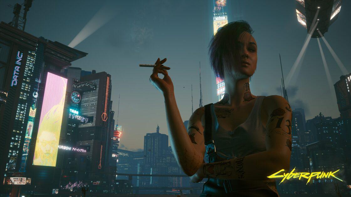 Cyberpunk 2077 Screenshot ZonaIT Awards 2020