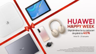 Huawei Happy Week