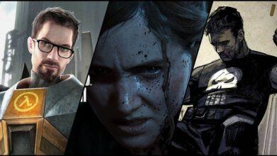 Neil Druckmann Jocuri Punisher Half-Life