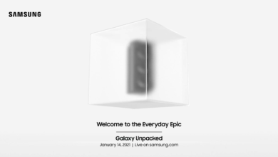 Samsung Galaxy S21 Unpacked Everyday Epic