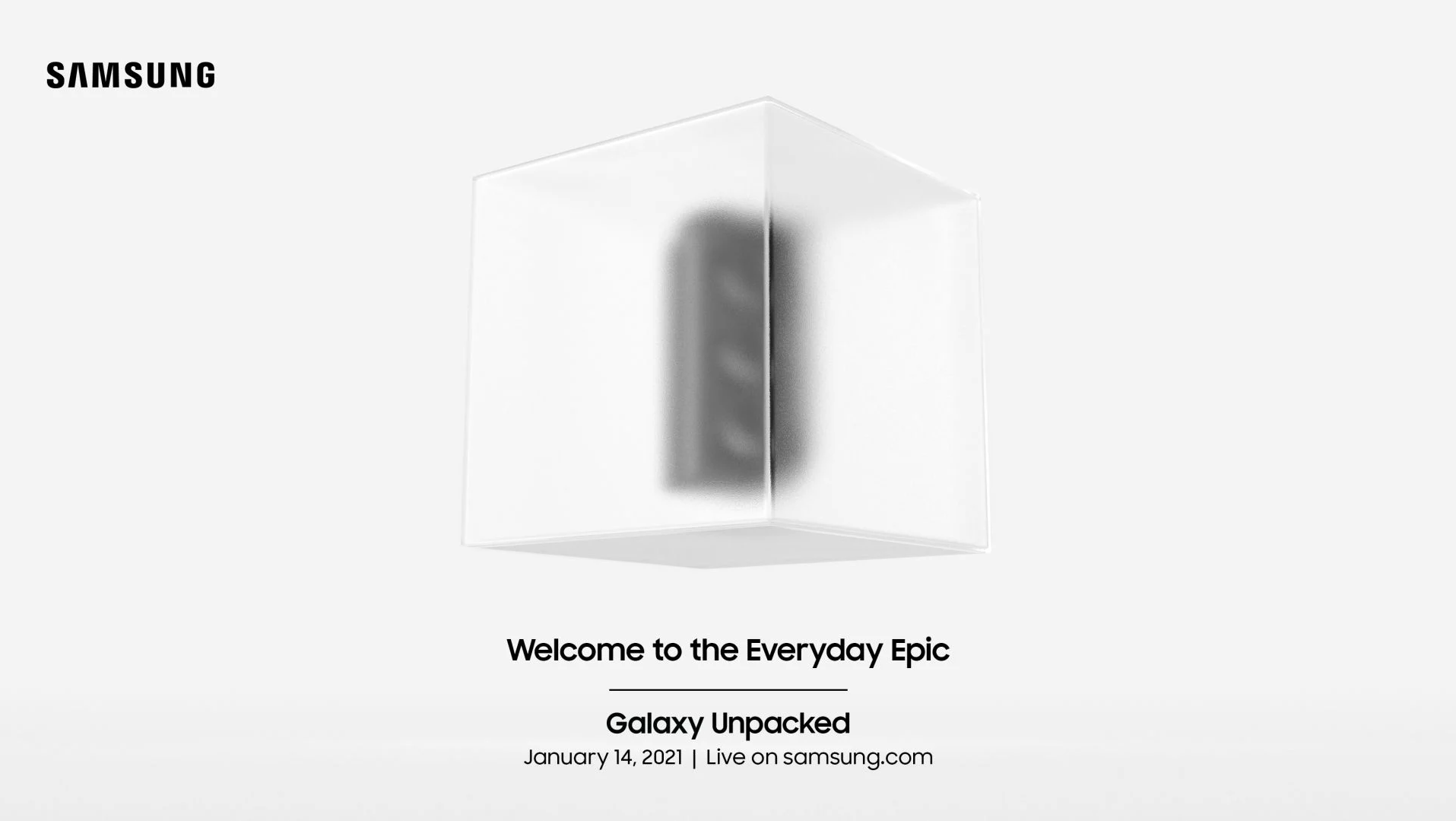 Samsung Galaxy S21 Unpacked Everyday Epic