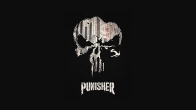 The Punisher Logo Marvel