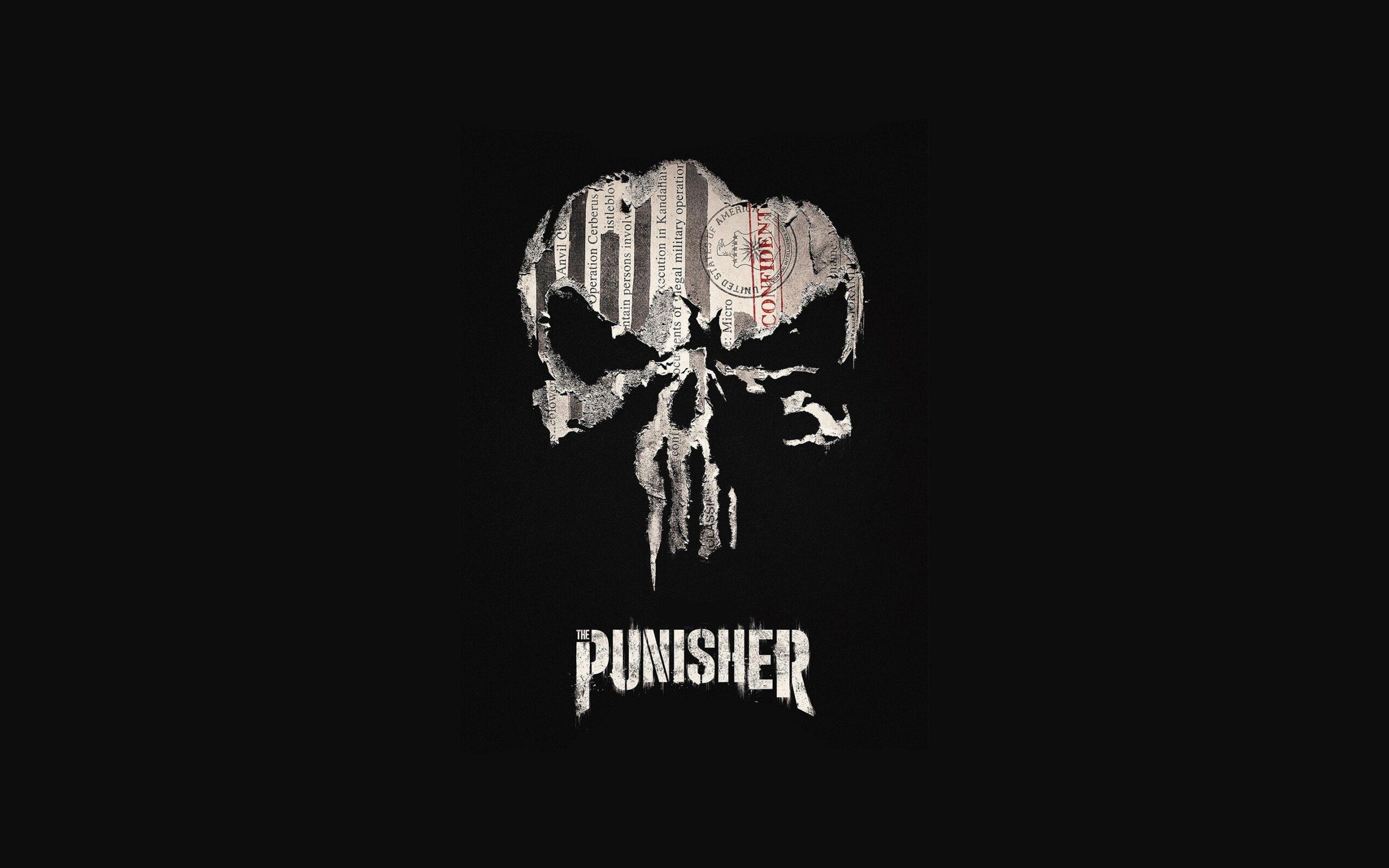 The Punisher Logo Marvel