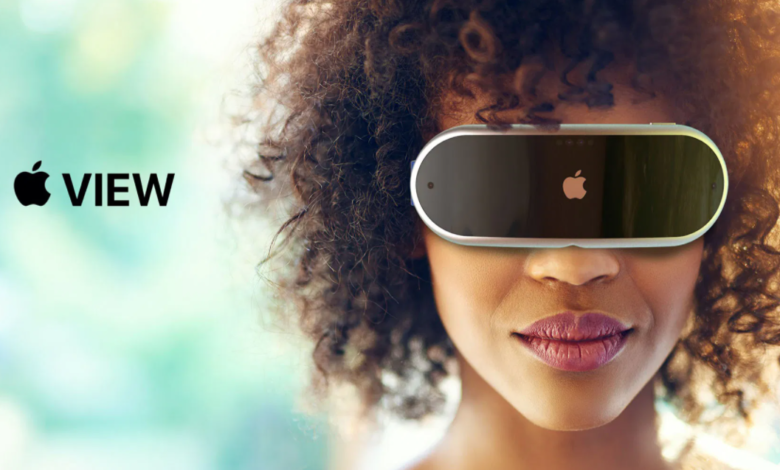 Apple Casca VR Concept