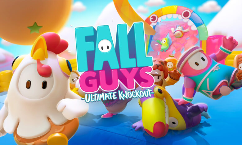 Fall Guys Epic Games Feature