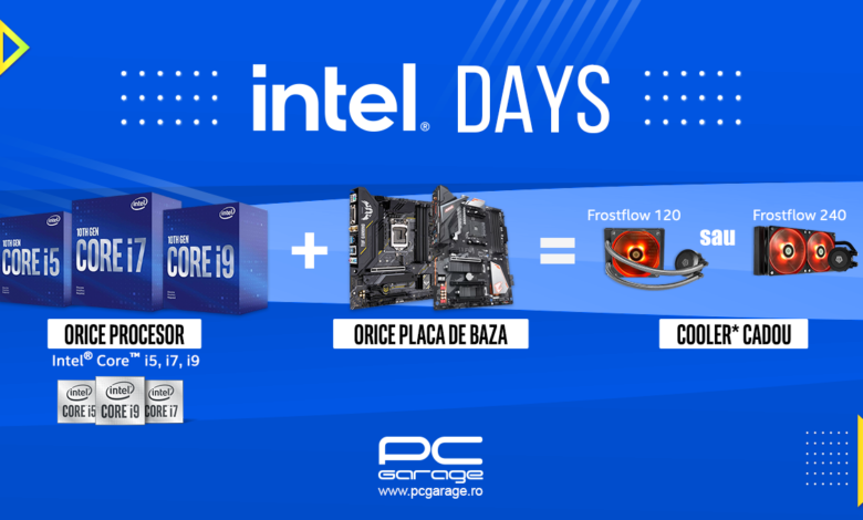 Intel Days PC Garage