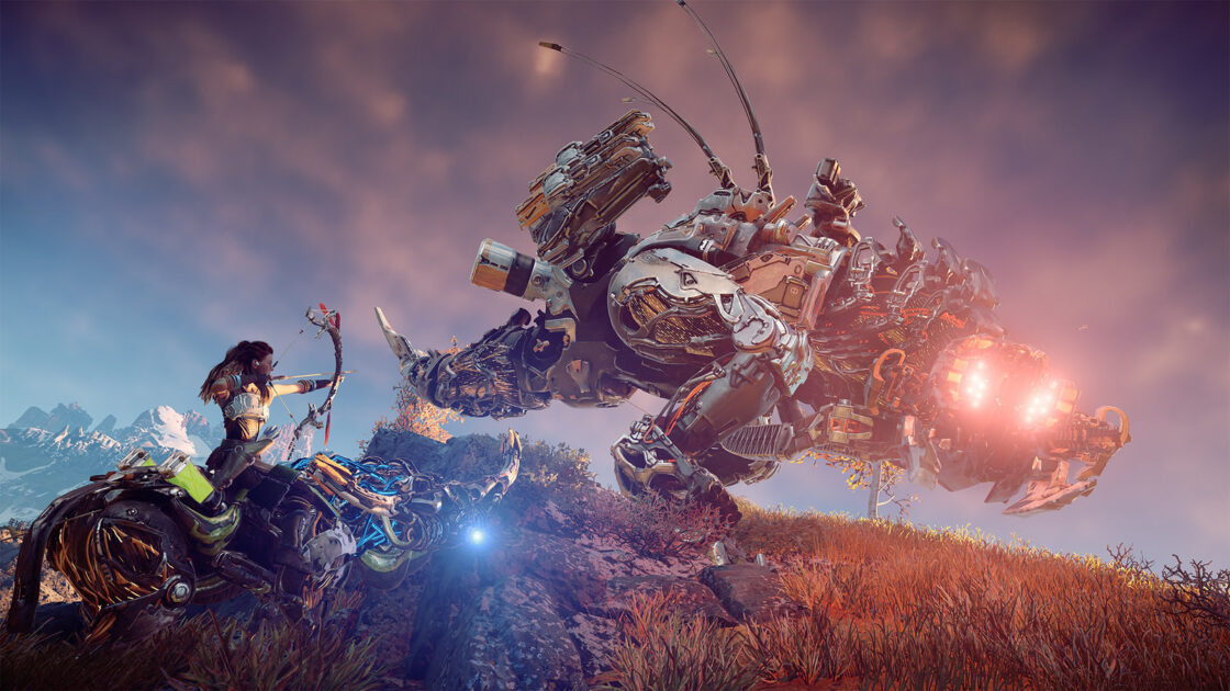 Play at Home Horizon Zero Dawn