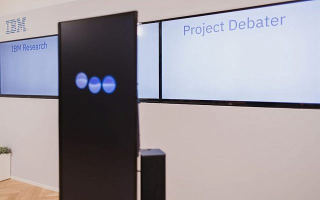 Project Debater-IBM-AI-Inteligenta-Artificiala