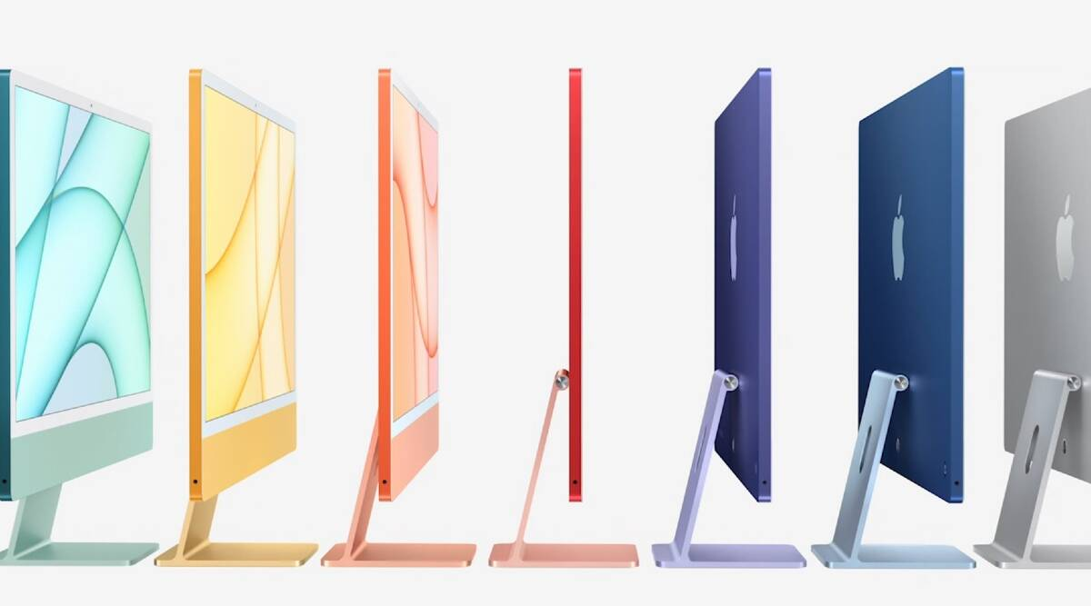 Apple Event 2021 iMac