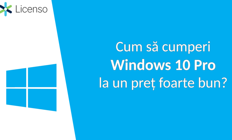 Licenso Windows 10 Original