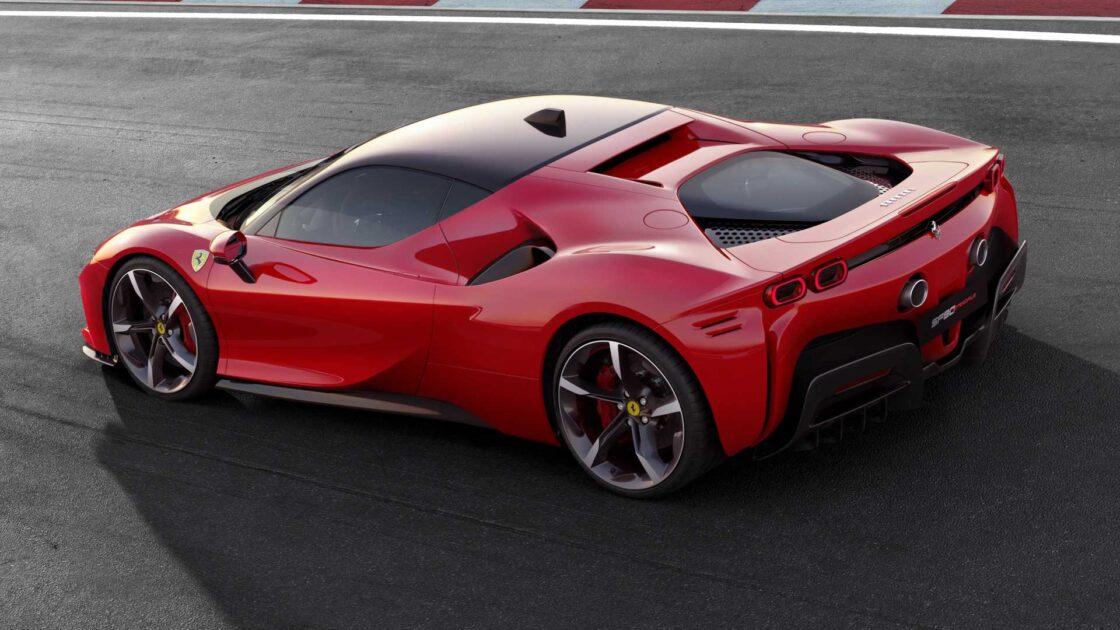 Ferrari Electric 2025
